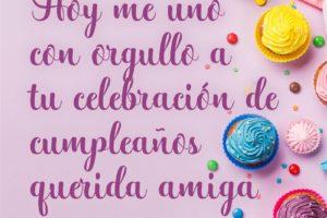 Frases y mensajes de feliz cumpleaños