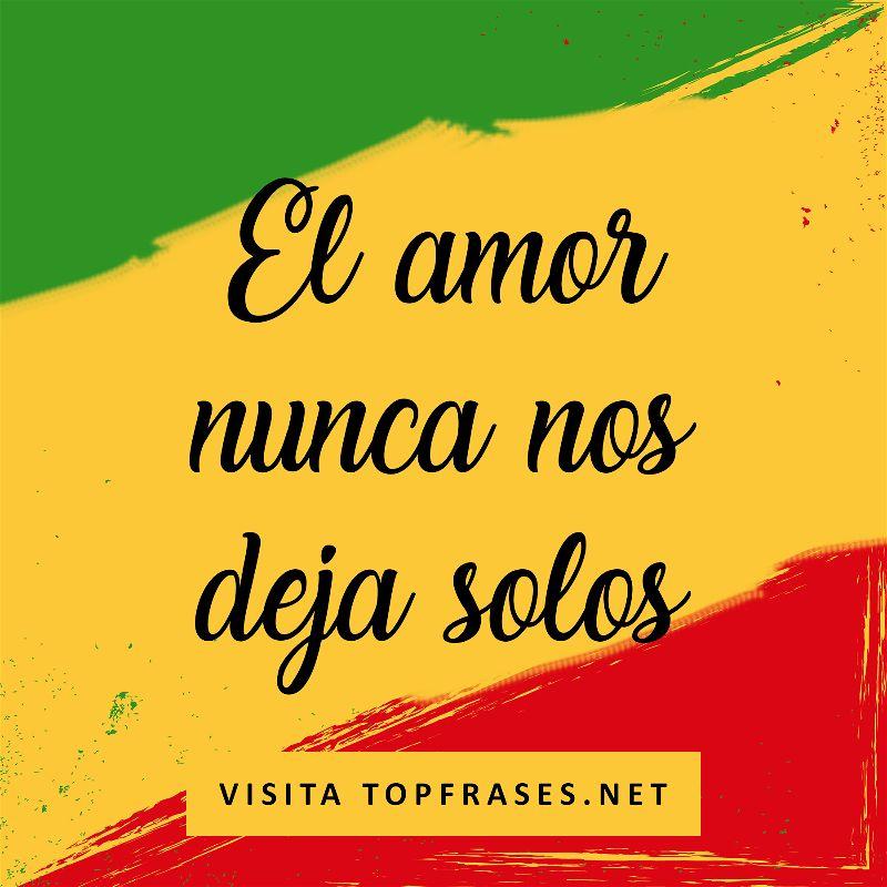 Frases de Bob Marley de amor