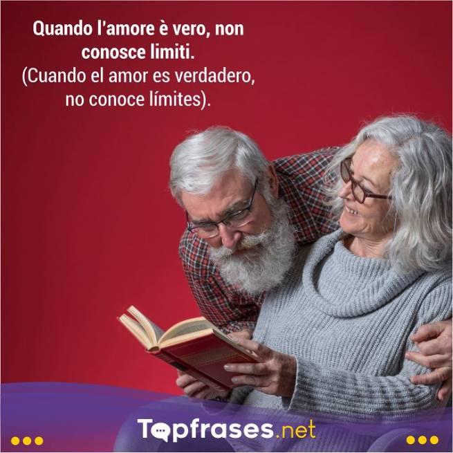 Frases bonitas en italiano