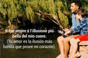 Frases de amor en italiano